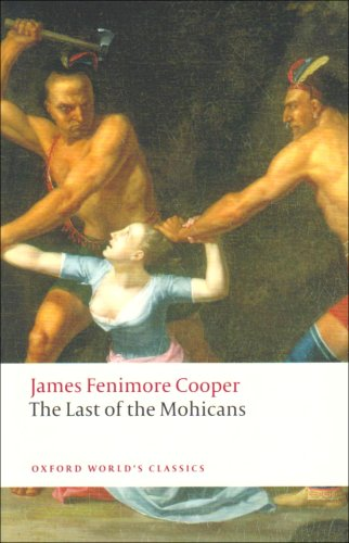 Last of the Mohicans   2008 edition cover