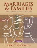 Marriages and Families  8th 2015 9780205918195 Front Cover