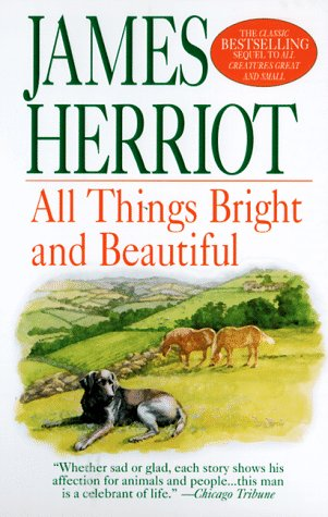 All Things Bright and Beautiful   1974 edition cover