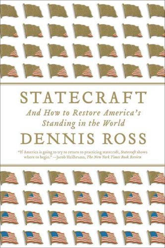 Statecraft And How to Restore America's Standing in the World  2008 edition cover