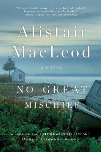 No Great Mischief  N/A edition cover