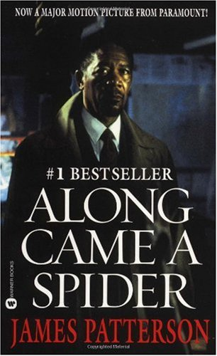 Along Came a Spider   1992 edition cover