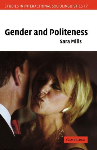Gender and Politeness   2003 edition cover