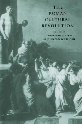 Roman Cultural Revolution   2004 9780521616195 Front Cover