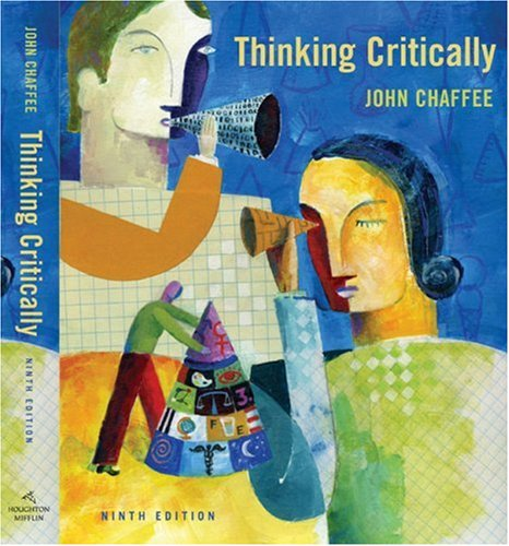 Thinking Critically  9th 2009 edition cover