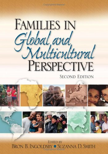 Families in Global and Multicultural Perspective  2nd 2006 (Revised) edition cover