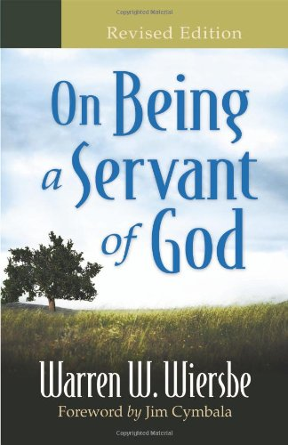 On Being a Servant of God   2007 (Revised) edition cover