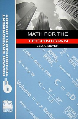 Math for the Technician N/A edition cover