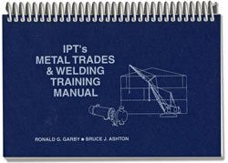 IPT'S METAL TRADES+WELDING HAN N/A edition cover