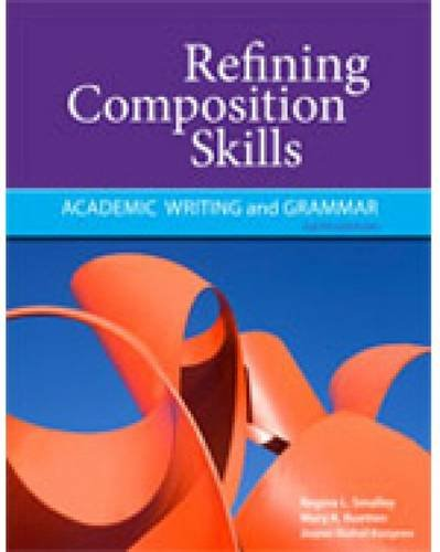 Academic Writing and Grammar  6th 2012 (Student Manual, Study Guide, etc.) edition cover