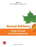 Child Growth and Development:   2015 9781259406195 Front Cover