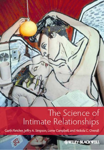 Science of Intimate Relationships   2013 edition cover