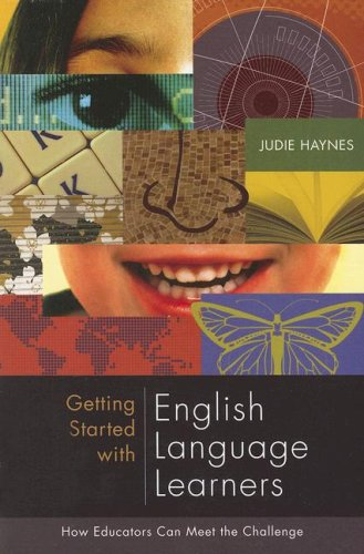 Getting Started with English Language Learners How Educators Can Meet the Challenge  2007 edition cover
