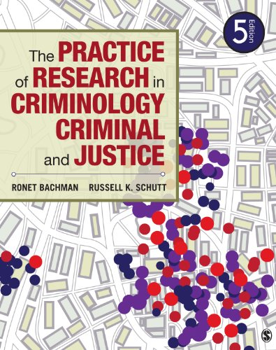 Practice of Research in Criminology and Criminal Justice  5th 2014 edition cover