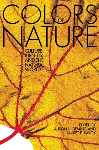 Colors of Nature Culture, Identity, and the Natural World 2nd (Expanded) edition cover