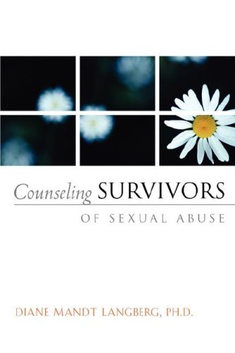 Counseling Survivors of Sexual Abuse  N/A edition cover