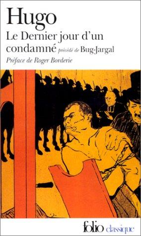 Dernier Jour d'un Condamne and Bug-Jargal 1st edition cover
