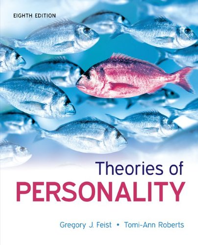 Theories of Personality  8th 2013 9780073532196 Front Cover