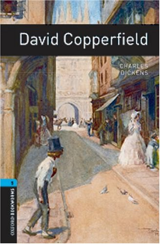 David Copperfield  3rd 2000 edition cover