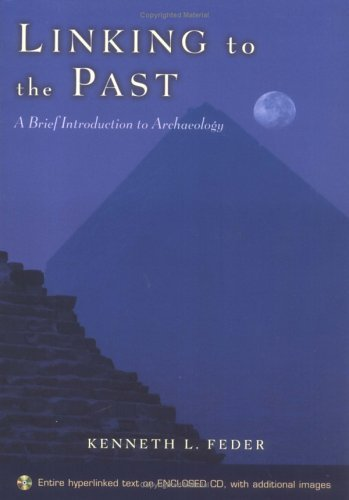 Linking to the Past A Brief Introduction to Archaeology  2003 edition cover