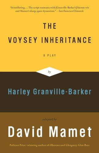 Voysey Inheritance   2005 9780307275196 Front Cover