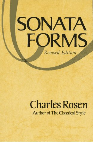 Sonata Forms  2nd 1988 (Revised) edition cover