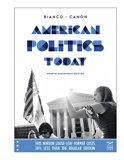 AMERICAN POLITICS TODAY,ESSEN.ED.(LL)   N/A edition cover