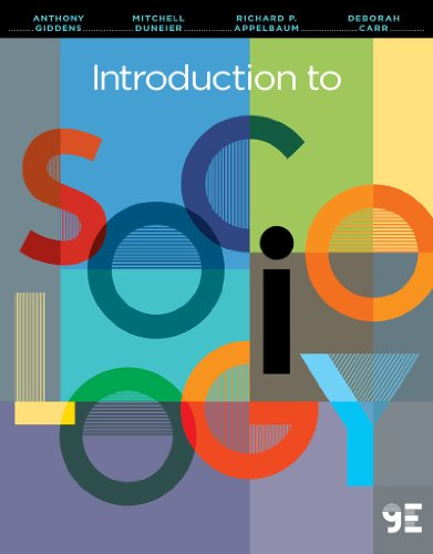 Introduction to Sociology:   2013 9780393922196 Front Cover