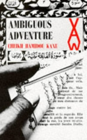 Ambiguous Adventure   1972 edition cover