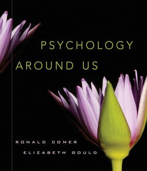 Psychology Around Us   2011 9780471385196 Front Cover