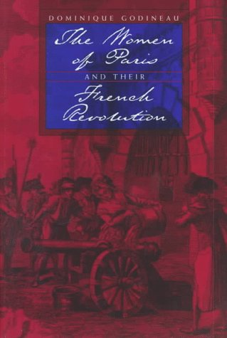 Women of Paris and Their French Revolution   1998 edition cover