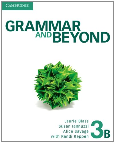 Grammar and Beyond Level 3 Student's Book B   2012 (Student Manual, Study Guide, etc.) edition cover