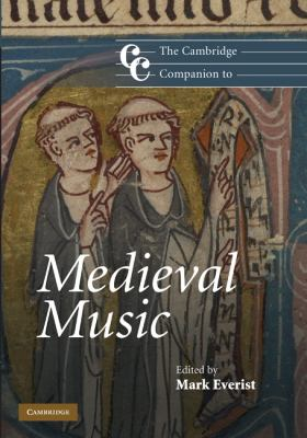 Cambridge Companion to Medieval Music   2011 9780521846196 Front Cover