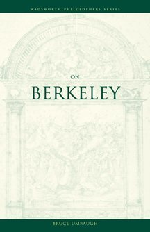 On Berkeley   2000 9780534576196 Front Cover