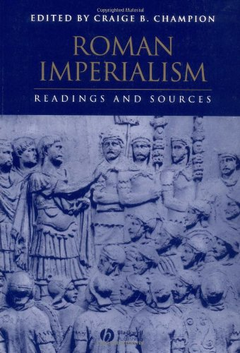 Roman Imperialism Readings and Sources  2003 edition cover