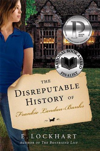 Disreputable History of Frankie Landau-Banks  N/A edition cover