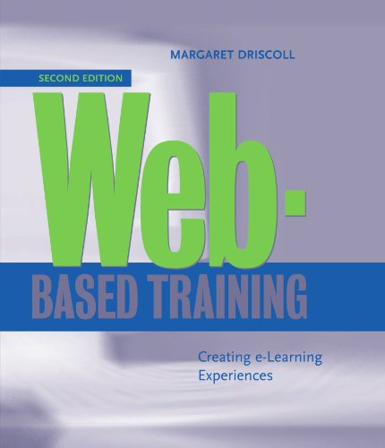 Web-Based Training Creating e-Learning Experiences 2nd 2002 (Revised) 9780787956196 Front Cover