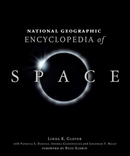 National Geographic Encyclopedia of Space   2004 edition cover