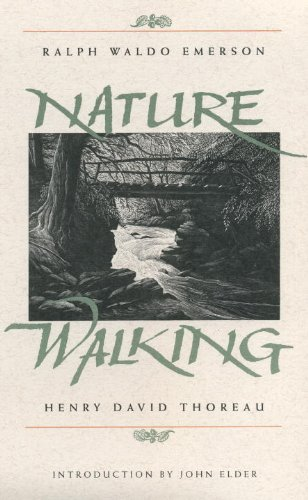 Nature and Walking   1994 9780807014196 Front Cover