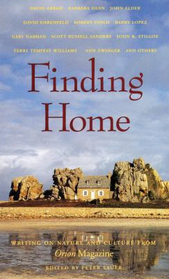 Finding Home  1992 edition cover