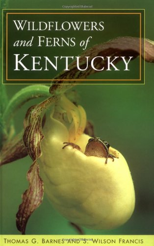 Wildflowers and Ferns of Kentucky   2004 edition cover