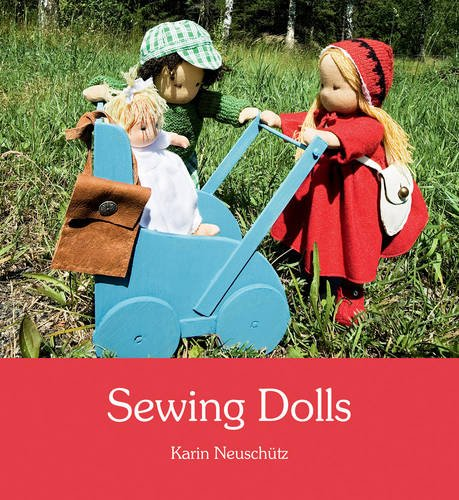 Sewing Dolls   2009 9780863157196 Front Cover