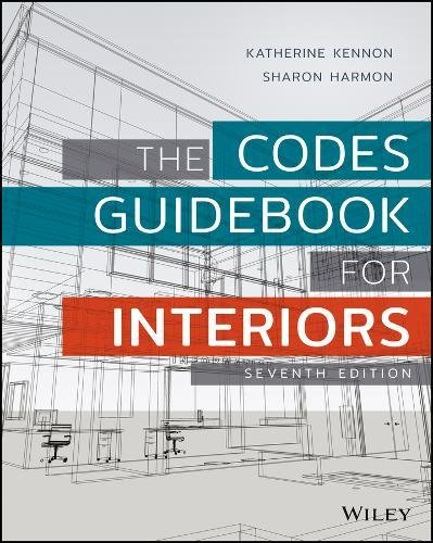 Codes Guidebook for Interiors  7th 2018 9781119343196 Front Cover