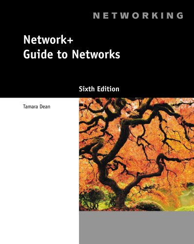 Network+ Guide to Networks  6th 2013 9781133608196 Front Cover