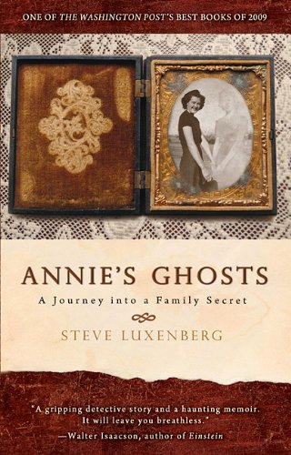 Annie's Ghosts A Journey into a Family Secret N/A edition cover
