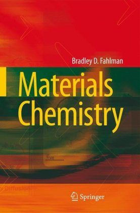 Materials Chemistry   2007 9781402061196 Front Cover