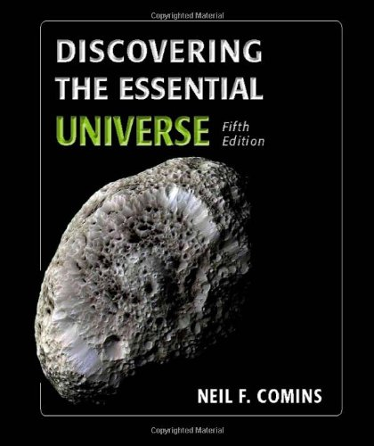 Discovering the Essential Universe  5th 2012 edition cover