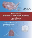 An Introduction to Statistical Problem Solving in Geography:   2014 edition cover