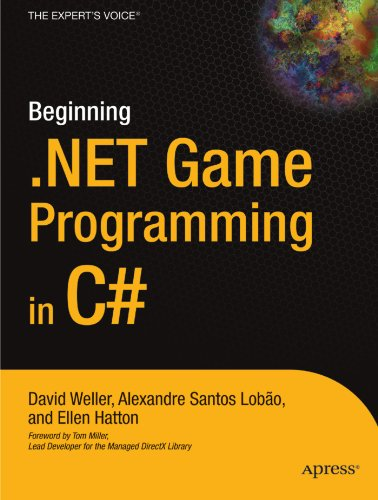 Net Game Programming in C#   2004 9781590593196 Front Cover