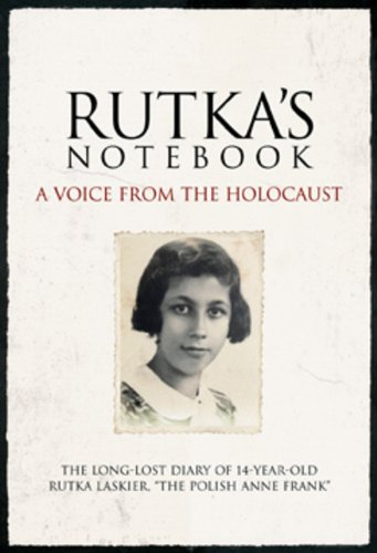 Rutka's Notebook A Voice from the Holocaust  2008 edition cover